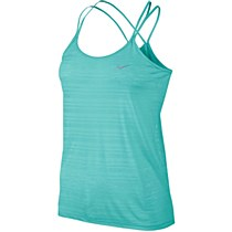 Nike Dri Fit Cool Breeze Strappy Aqua