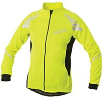 Altura 2012 Ladies Night Vision Long Sleeve Jersey Yellow