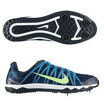 Nike Zoom Rival XC Black/ Blue