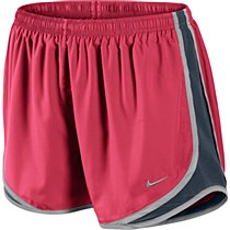 Nike New Tempo Short Red/ Grey