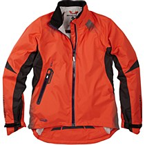 Madison Women's Stellar Jacket Orange