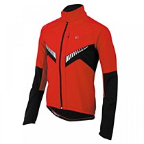 Pearl Izumi Elite Softshell Jacket Red