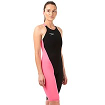 Speedo Women  LZR Elite 2 Kneeskin Black Pink