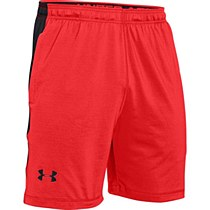 "Under Armour Raid Inter 8"" Shorts Red"
