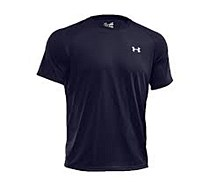 Under Armour UA Tech SS Tee Men's Navy White