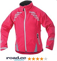 Women's Night Vision EVO Jacket Raspberry