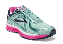 Brooks Adrenaline GTS 16 Green/ Pink