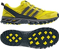 Adidas Kanadia 5 TR Trail RunninYellow/ Grey