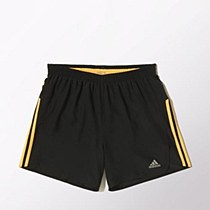 "Adidas Response 5"" Short Black/ Orange"