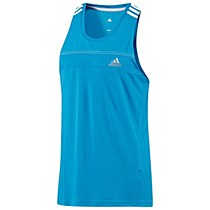 Asics Men's Response Singlet Blue/ White