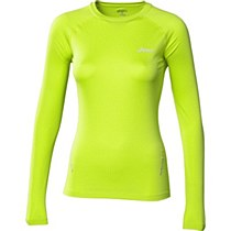 Asics Long Sleeve Top Lime