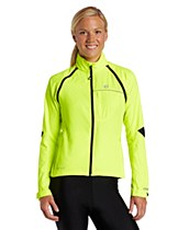 Women's Select Barrier Convert Jacket Yellow