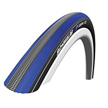 Schwalbe Lugano Wired Road Tyre 700x23c Blue