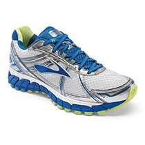 Brooks Adrenaline GTS 15 Women's Silver/ Blue