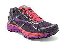 Brooks Ghost 8 Women's Grey/ Pink
