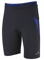 Ronhill Advance Contour Short Black/ Blue