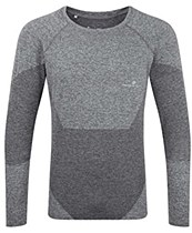 Ronhill Advance Cool-Knit Long Sleeve Grey