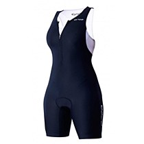 Core Basic Race Suit Women's '12Black/ White