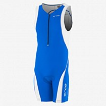Orca Men's Core Race Suit 2014 Blue/ White