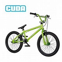"Barracuda Shredder 20"" BMX Green 2013"