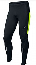 Nike Element Thermal Tight Blackl/ Yellow