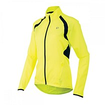 Pearl Izumi Women's Elte Barrier Jacket Yellow
