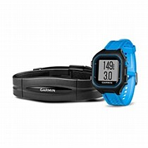 Garmin Forerunner 25 Bundle Black/ Blue