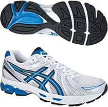 Asics Gel-Phoenix 5 White/ Blue/ Yellow