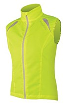 Endura Women's Gridlock Gilet Yellow