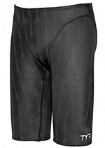 TYR Men's Fusion Jammer Black