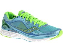 Saucony Women's Kinvara 5 Blue/ Green