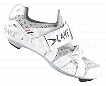 Lake TX212 Tri Shoe 44 White/ Black
