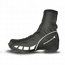 Endura Luminite Overshoe Black