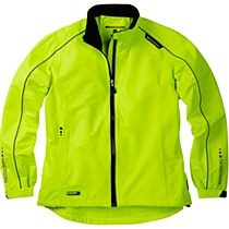 Madison Women's Protec Jacket Yellow