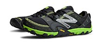 New Balance Minimus 10v2 Trail Black/ Green 2