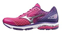 Mizuno Wave Rider 19 Women's Pink/ Purple