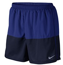 "Nike 5"" Distance Shorts Blue/ Navy"