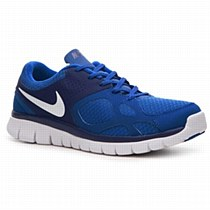 Nike Flex 2012 RN W/Royal blu