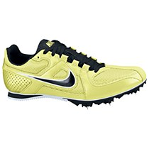 Nike Zoom Rival MD 6 Yellow/ Black/ White