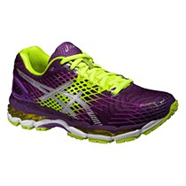 Asics Gel Nimbus 17 Women's Purple/ Yellow