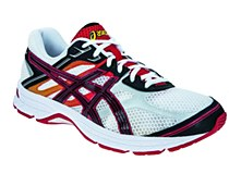 Asics Gel-Oberon 8 White/ Black/ Red