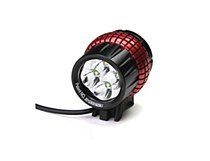 One23 Extreme Bright Quatro Rechargeable Bike Light - 1600 Lumen