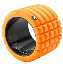 Trigger Point Mini Grid Foam Roller Orange