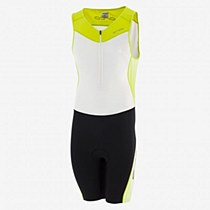 Orca M226 Komp Race Suit White/Yellow