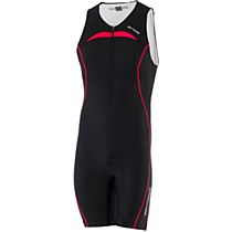Orca Core Race Suit Black/ Red