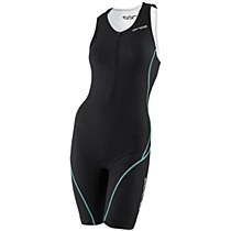 Orca Women's Core Basic Race Suit Black/ Green