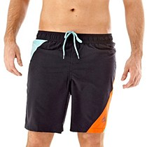 "Ottar splice 18"" watershort Men's XS Black/ Blue"