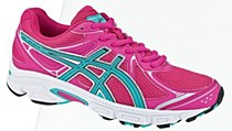 Asics Gel Galaxy 6 GS Pink/ Turquoise/ Silver
