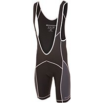 Madison Peloton Bib Short Black/ Grey