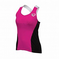 Pearl Izumi Women's Elite Tri Support Singlet Black/ Pink